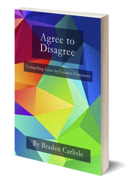 Agree to Disagree by Braden Carlisle PDF
