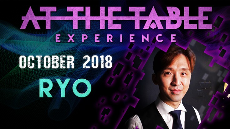 At the Table Live Lecture starring Ryo 2018