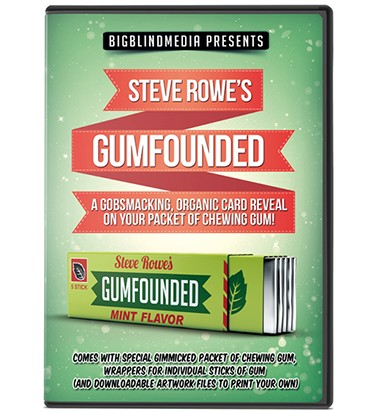 Gumfounded by Steve Rowe (Video Download)