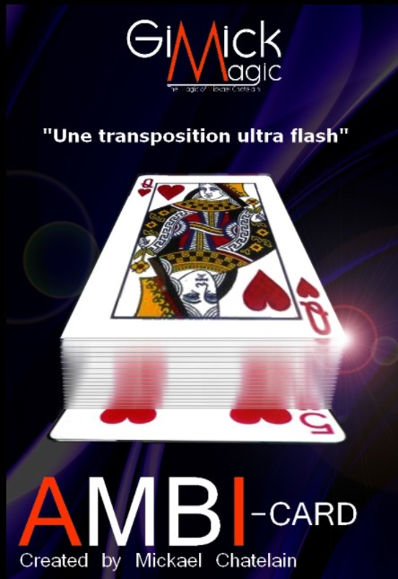 Ambi-Card by Mickael Chatelain (Video Download)