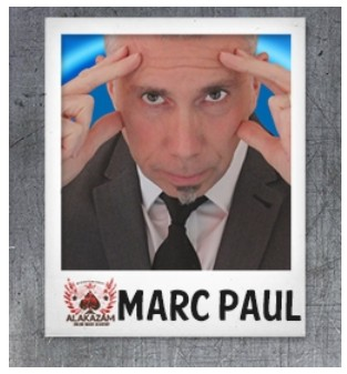 A.C.T.S of Mentalism by Marc Paul Alakazam Academy 4th-5th April (2 Day set Instant Download)