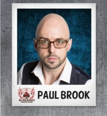 Low Cost Hard Hitting Mentalism With Paul Brook Alakazam Academy (2 Day set)
