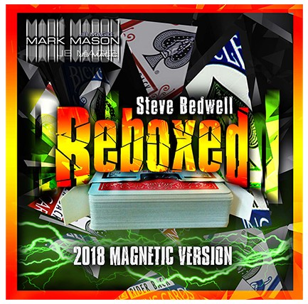 Steve Bedwell - Reboxed 2018 Magnetic Version (Video Download)