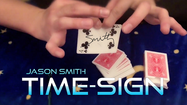 Time-Sign by Jason Smith (Video Download)