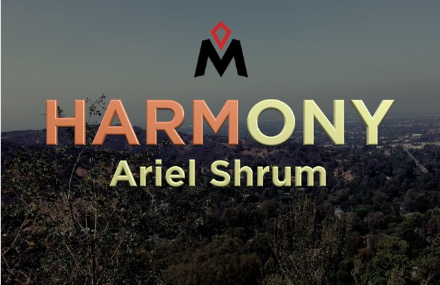 Harmony by Ariel Shrum (Video Download)