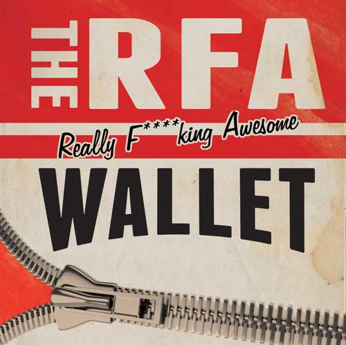 RFA Productions - The RFA Wallet