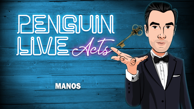 Manos LIVE ACT (Penguin LIVE) 2019 (Video Download)