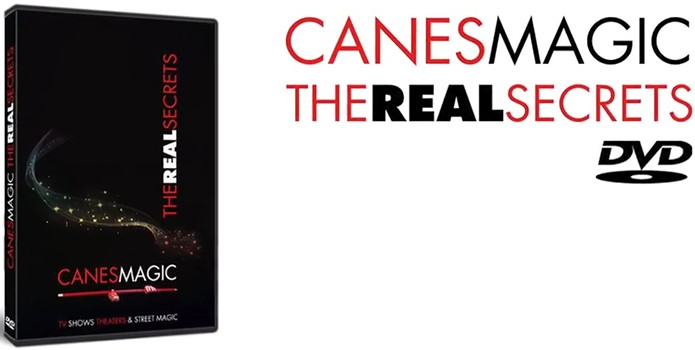 Canes Magic The Real Secrets by Fabien Solaz (DVD Download)