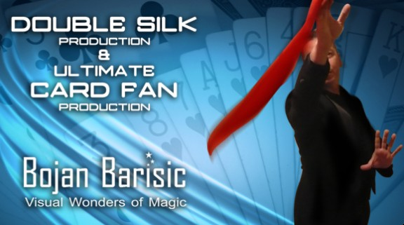 Double Silk Production by Bojan Barisic (Original DVD Download)