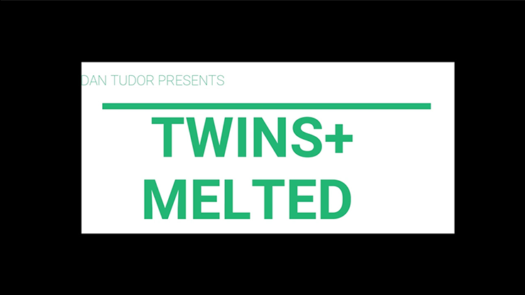 Dan Tudor - Twins + Melted (Video Download)