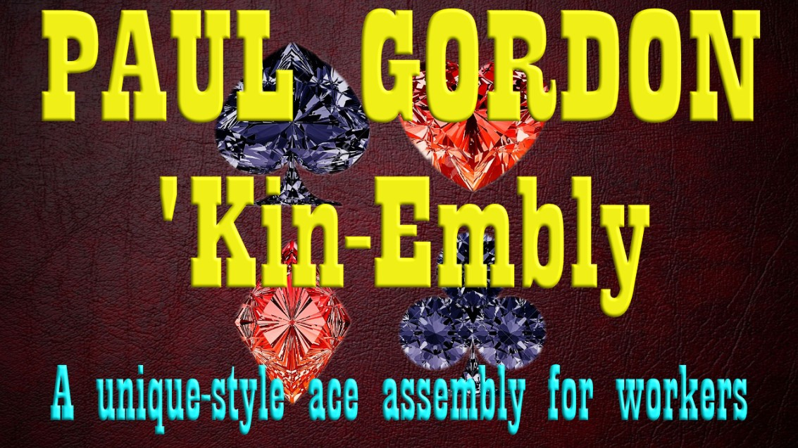 Paul Gordon's 'Kin-Embly (Video Download)