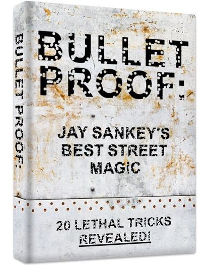 Bulletproof by Jay Sankey (Video Download)