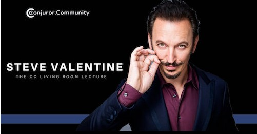 The CC Living Room Lecture By Steve Valentine (Video Download)