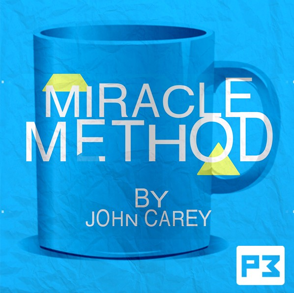 Miracle Method by John Carey (Video Download)