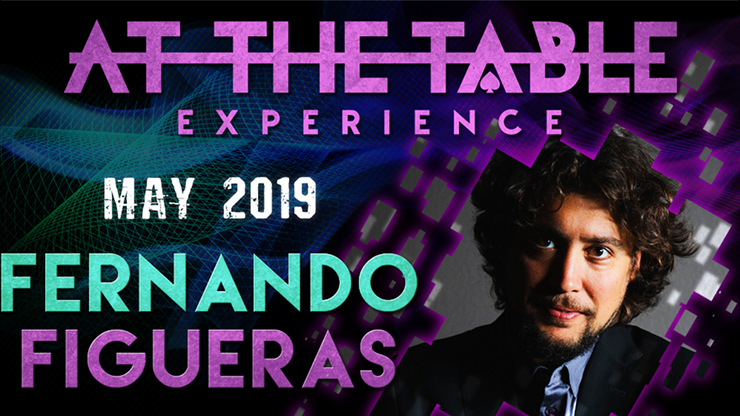 At the Table Live Lecture starring Fernando Figueras 2019
