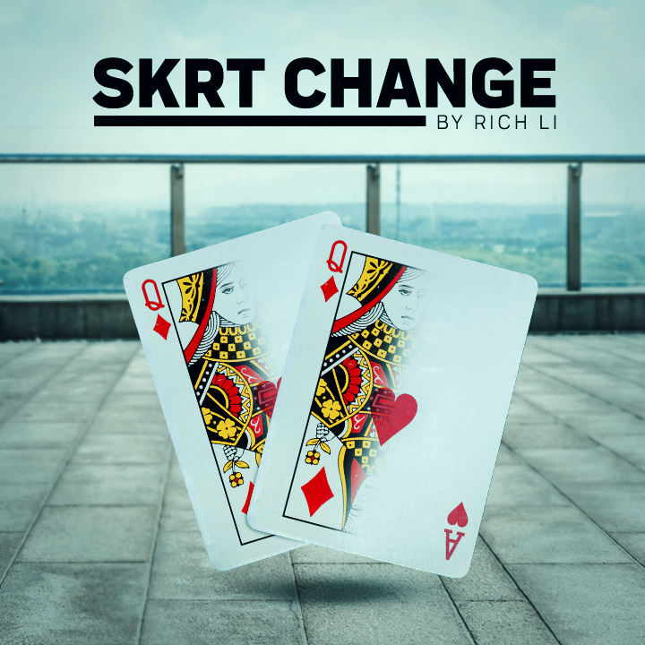 SKRT Change by Rich Li and Sansminds (Video Download)