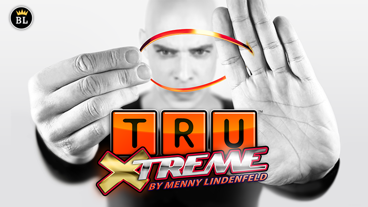 TRU Xtreme by Menny Lindenfeld (3 Vols set, MP4 Video Download, Full HD quality)