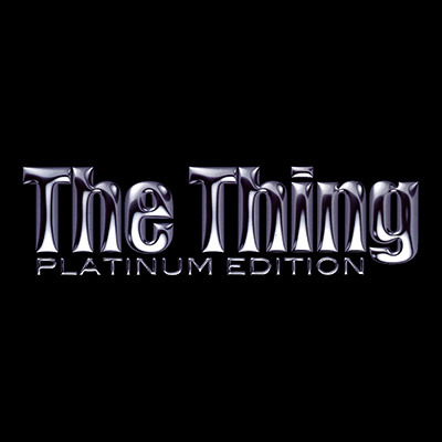 The Thing Platinum Edition by Bill Abbott (Video Download only, High Quality)