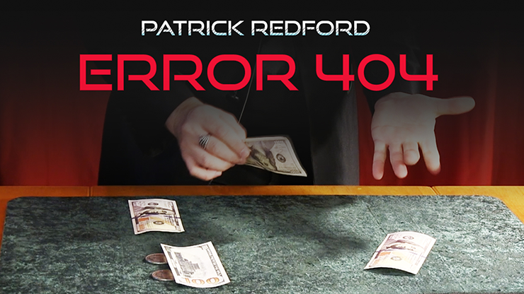 ERROR 404 by Patrick Redford (MP4 Video Download)