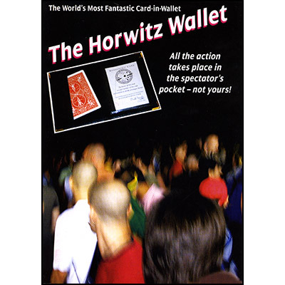 Horwitz Wallet by Basil Horwitz (MP4 Video Download)
