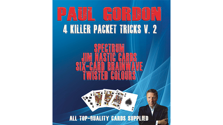 4 Killer Packet Tricks Vol 2 by Paul Gordon (MP4 Video Download)