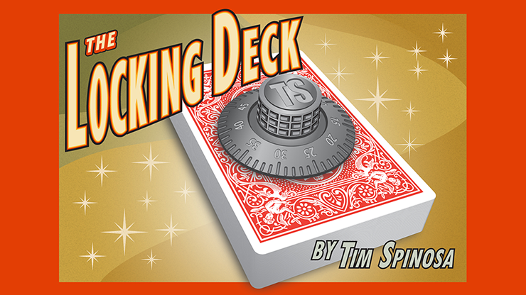 The Locking Deck by Tim Spinosa (MP4 Video Download)