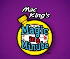 Mac King's Magic in a Minute (Video Download)
