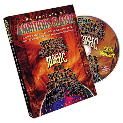 Ambitious Classic (World's Greatest Magic) (MP4 Video Download)