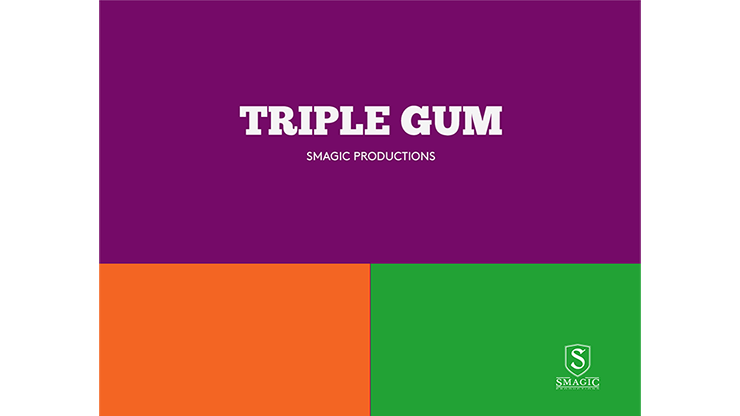 Triple Gum by Smagic Productions (MP4 Video Download)
