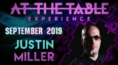 At the Table Live Lecture starring Justin Miller 2 2019