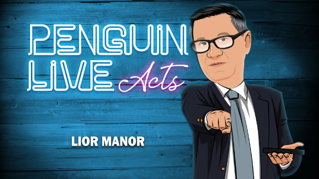 Lior Manor LIVE ACT (Penguin LIVE) 2019 (MP4 Video Download)