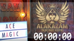 Alakazam Live Dealer Dem by Ace Magic Studios (MP4 Video Download)