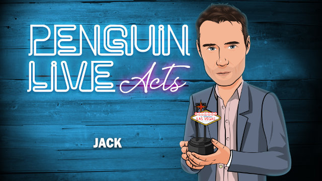 Jack LIVE ACT (Penguin LIVE) 2019 (MP4 Video Download)