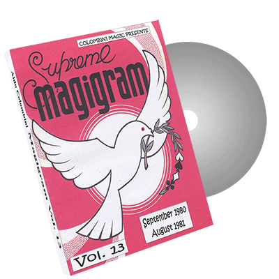 Magigram Vol 13 by Aldo Colombini