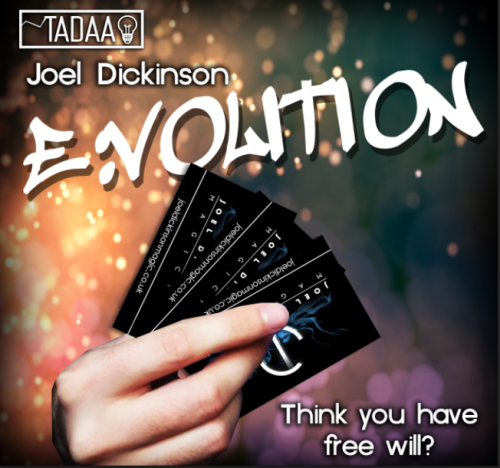 E:Volition by Joel Dickinson (MP4 Video Download)