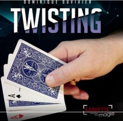 Twisting by Dominique Duvivier (MP4 Video Download)
