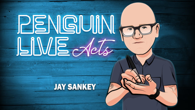 Jay Sankey LIVE ACT (Penguin LIVE) 2019 (MP4 Video Download)