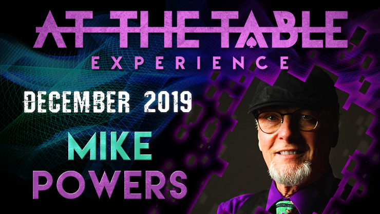 At The Table Live Lecture starring Mike Powers 2019