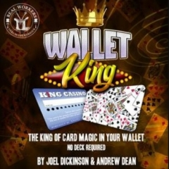 Wallet King by Joel Dickinson & Andrew Dean (MP4 Video Download)