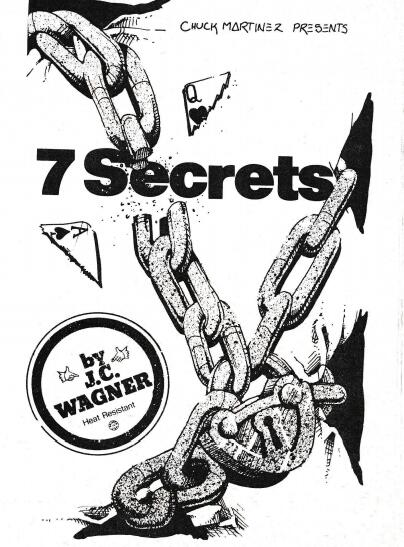 7 Secrets by J.C. Wagner (PDF Download)