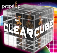 Clear Cube by PropDog (Video Download)