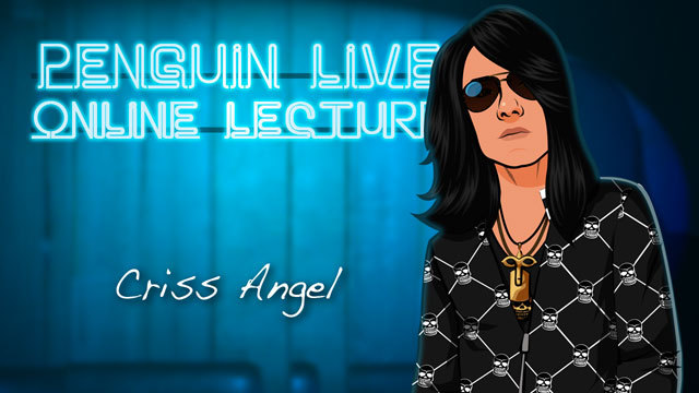 Criss Angel LIVE (Penguin LIVE) 2020 (MP4 Video Download)