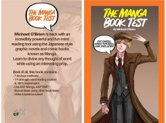 The Manga Book Test by Michael O'Brien (Full Download)