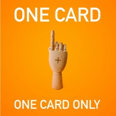 One Card and One Card Only by Larry Hass (MP4 Video Download)