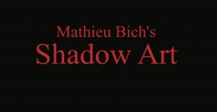 Shadow Art by Mathieu Bich (MP4 Video Download FullHD Quality)