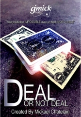 Deal Or Not Deal by Michael Chatelain (MP4 Video Download)