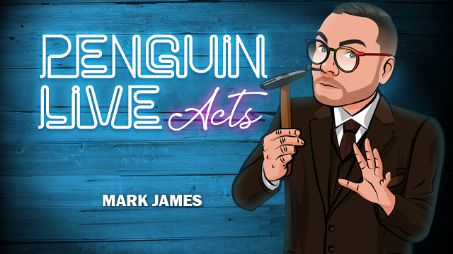 Mark James LIVE ACT (Penguin LIVE) 2020