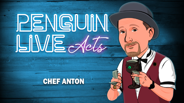 Chef Anton LIVE ACT (Penguin LIVE) 2020 (MP4 Video Download)