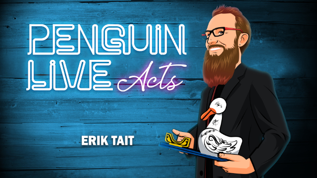 Erik Tait LIVE ACT (Penguin LIVE) 2020 (MP4 Video Download)