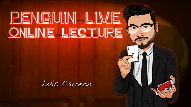 Luis Carreon LIVE 2 (Penguin LIVE) 2020 (MP4 Video Download)